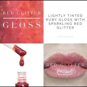 Red Glitter Gloss - Senegence